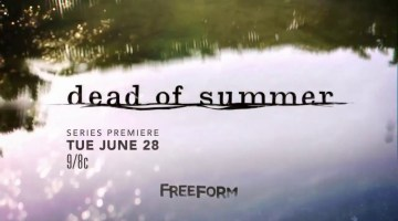 ATX TELEVISION FESTIVAL: DEAD OF SUMMER INTERVIEW