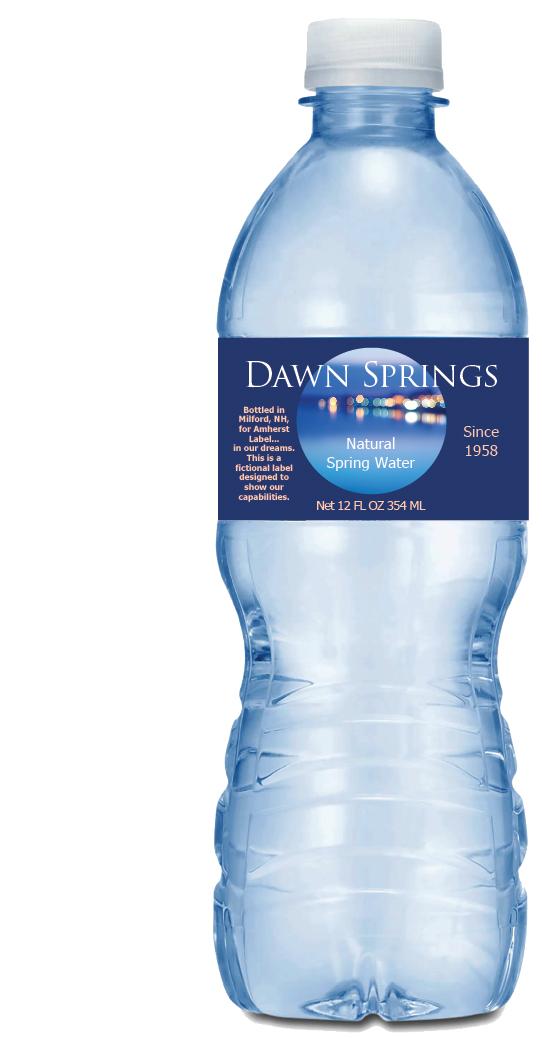 Bottle Labels and Beverage Labels - Amherst Label
