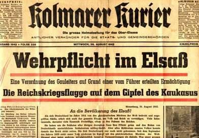25 août 1942 : début d'un crime contre l'humanité?