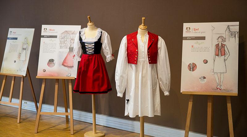 Expo «Tenues d'Alsace»