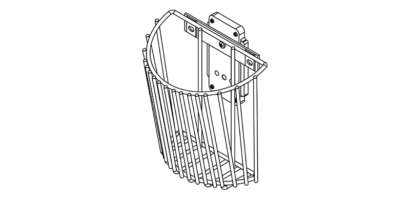SSM Monitor Arms (Side to Side) - Amico Corporation