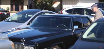 Ben Affleck: due Oscar e una Cadillac Coupe DeVille