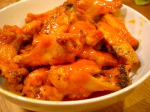 Our Delicious Homemade Buffalo Wings