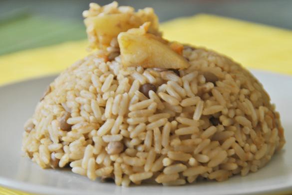 arrozlentejas