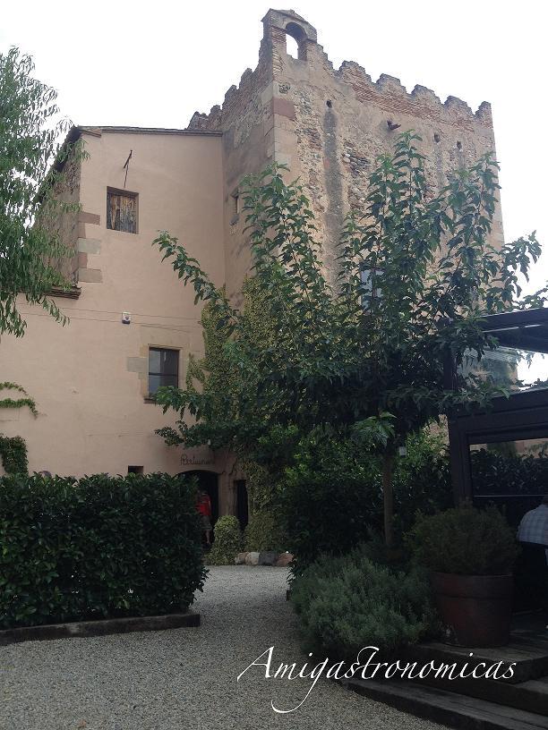 Restaurante Torre de les Aigües (Granollers)
