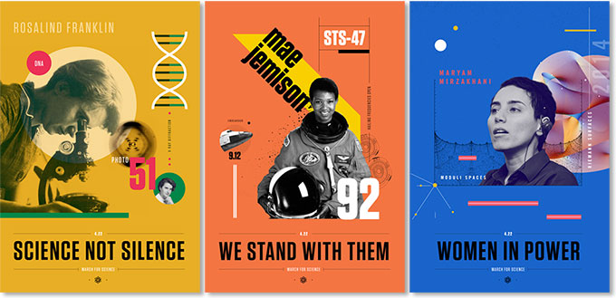 Free Posters Celebrating Mighty Women in Science A Mighty Girl