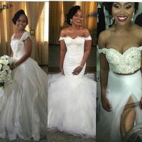 8 Wedding Reception Dresses We Fancy | A Million Styles Africa