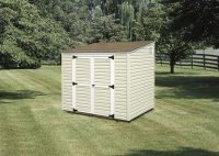 Lean-To Shed - Vinyl | Amish Backyard Structures