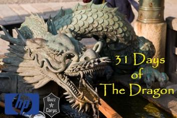 31 Days HP Dragon Contest