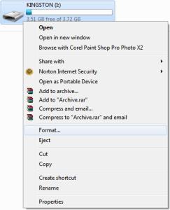How to Format USB Drive – Fix Errors & Backup Data