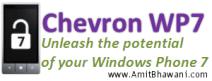 Chevron WP7 Logo