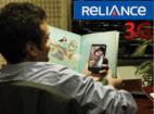 Reliance 3G Logo
