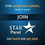 Star Panel Survey Program Benefits & Income Plan