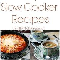 25 Easy Slow Cooker Recipes