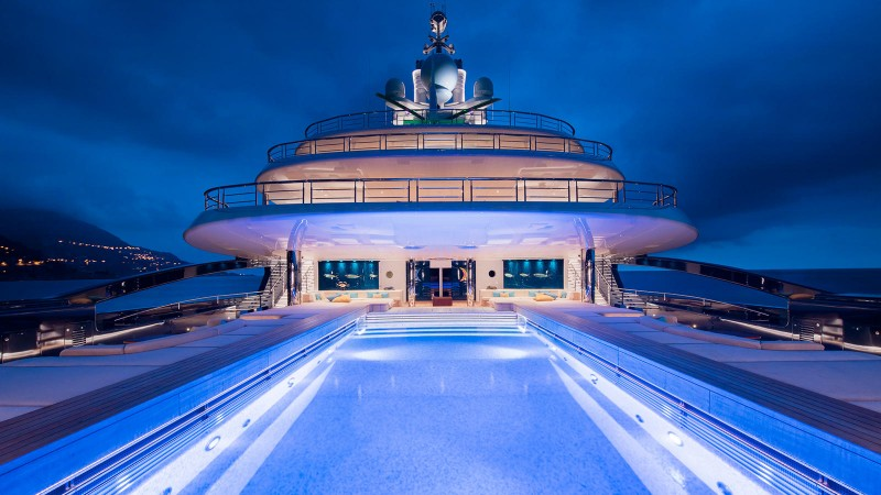 Discovery Channel Hd Wallpapers Luna Megayacht Looks Sublime After 55m Refit American