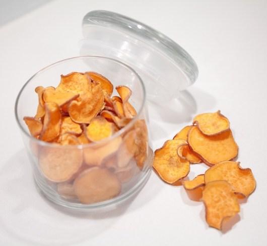 diy sweet potato dog cookies