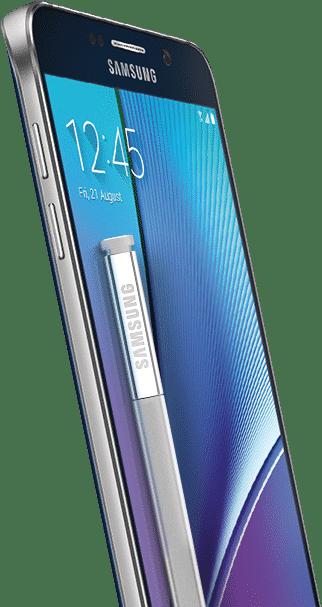 Galaxy Note5 Display