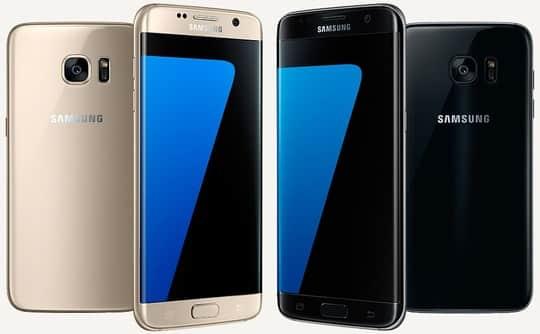 Galaxy S7 Edge-