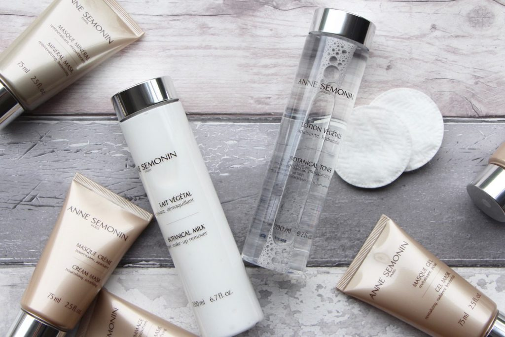 anne semonin toner and cleanser