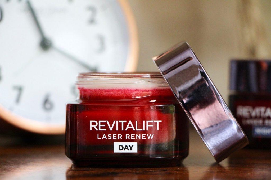 L'Oreal Paris Revitalift Laser Renew Day Cream Review