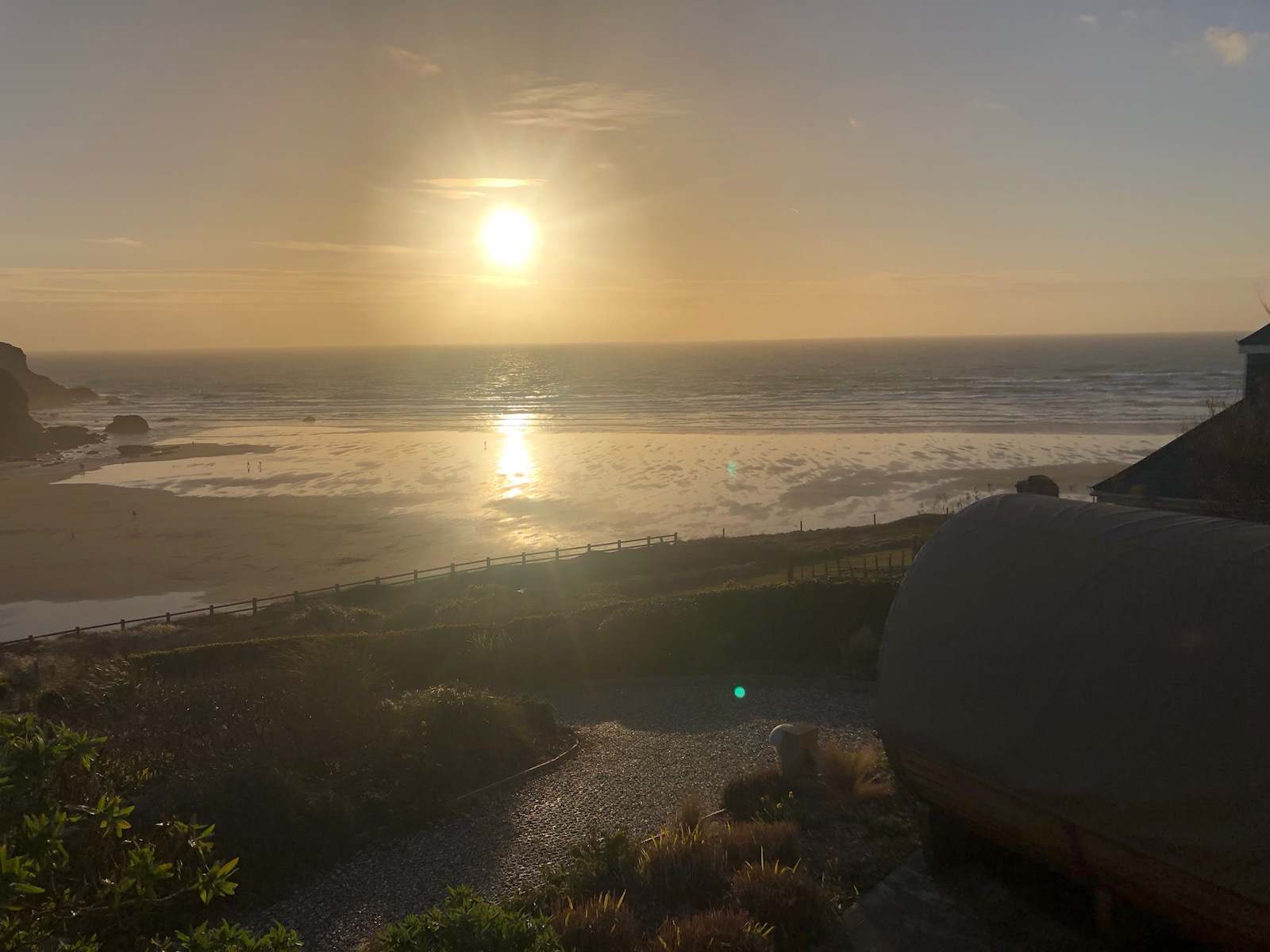 the scarlet hotel cornwall review