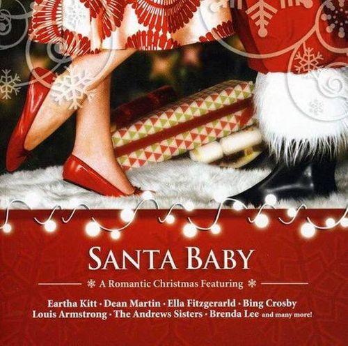 Various Artists - Santa Baby A Romantic Christmas (CD) - Amoeba Music