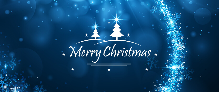 Create Your Innovative and Dynamic Christmas Card - AmoLink - merry christmas email banner