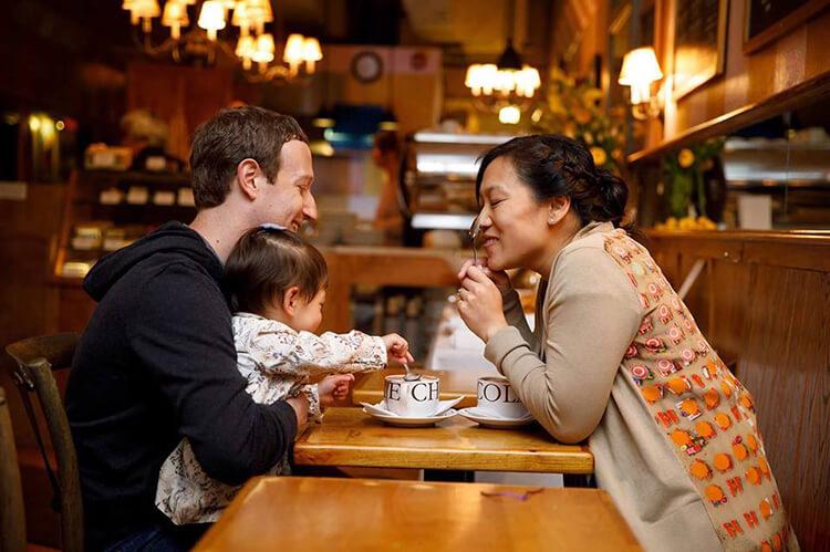 The Love Story of Mark Zuckerberg and His Wife - AmoLink - mark zuckerberg resume