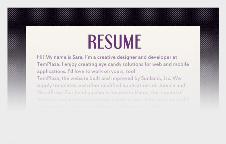 How to Make Your Resume Design Outstanding - AmoLink - Make Your Resume