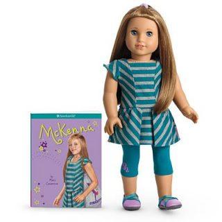 Win an American Girl Doll!