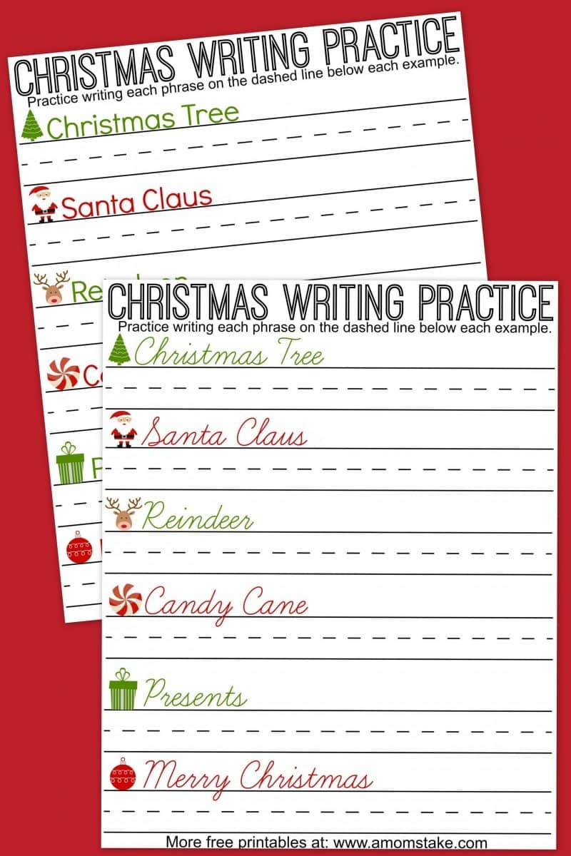 practice sheet for cursive writing