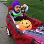 A Soggy Halloween