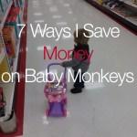 Ways That I Save Money on Baby Monkeys.
