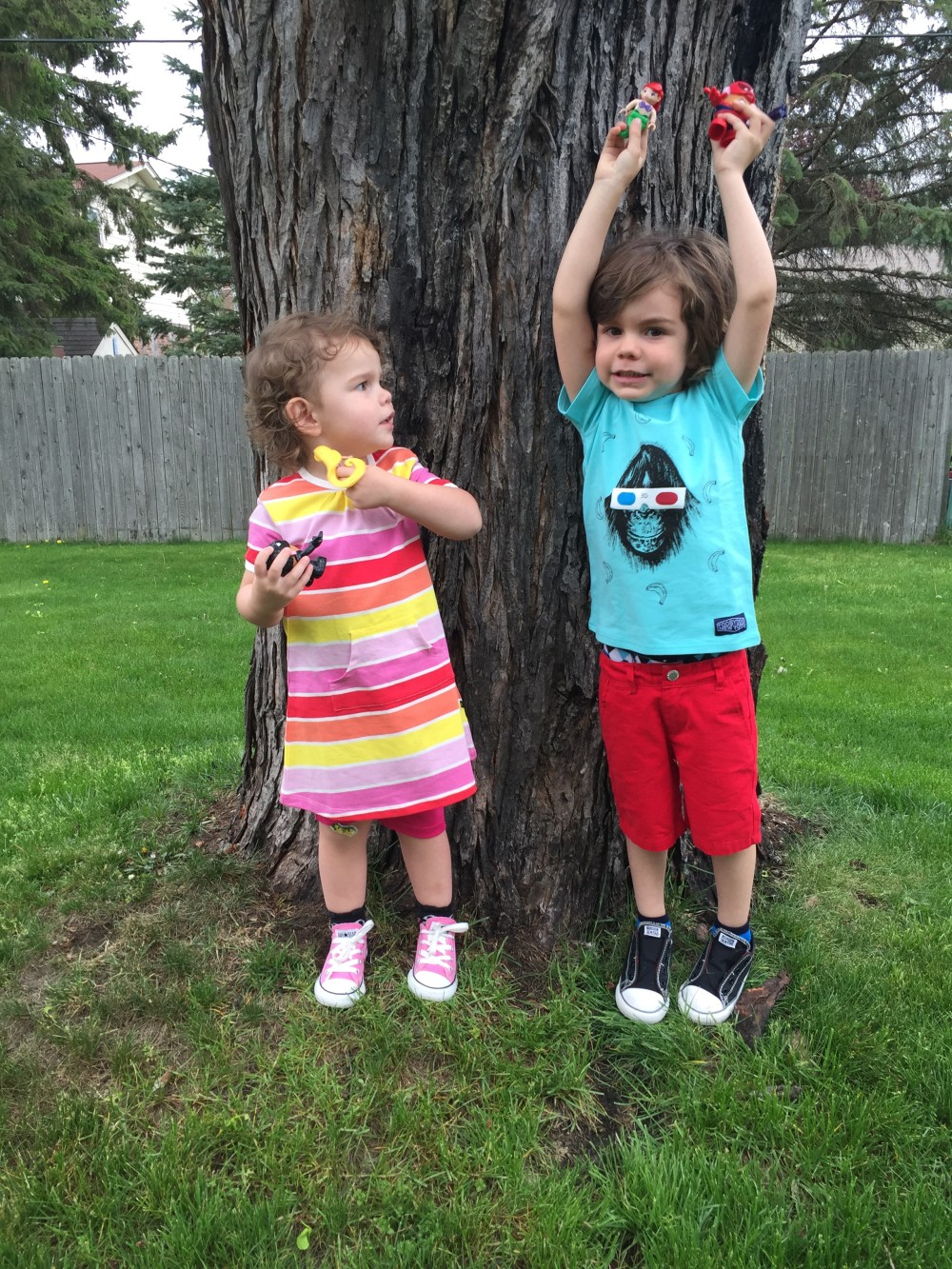 summer sprouting threads -- Stitch Fix for Toddlers // a monkey and his mama