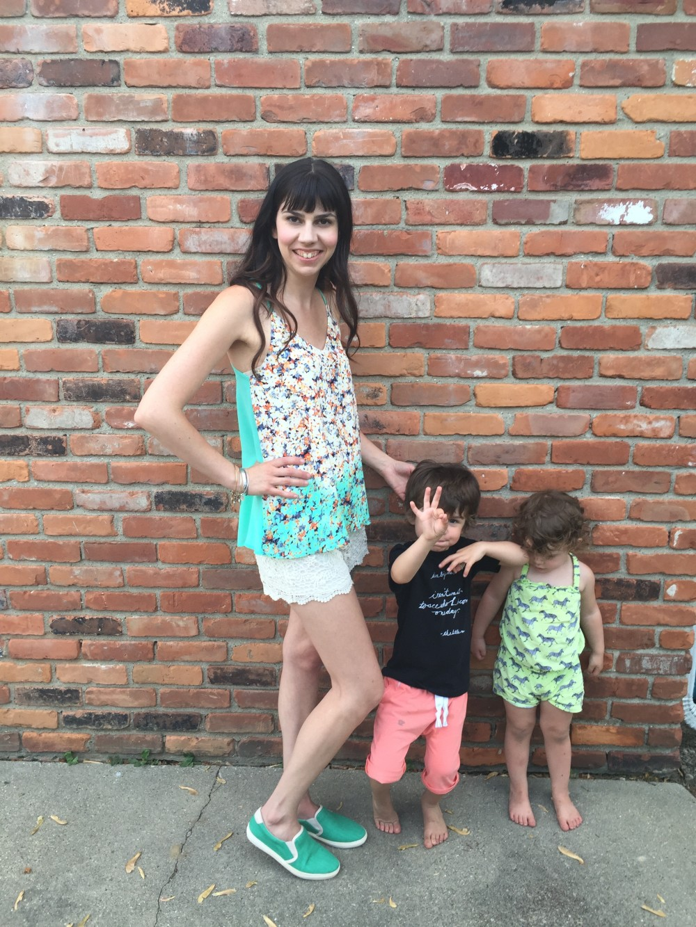wayland racerback tank by paper moon, from my june 2016 stitch fix // a monkey and his mama