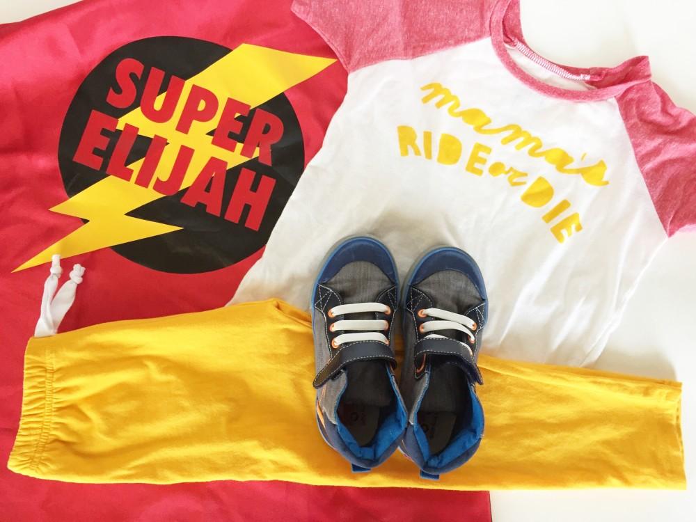 preschool boy style with see kai run