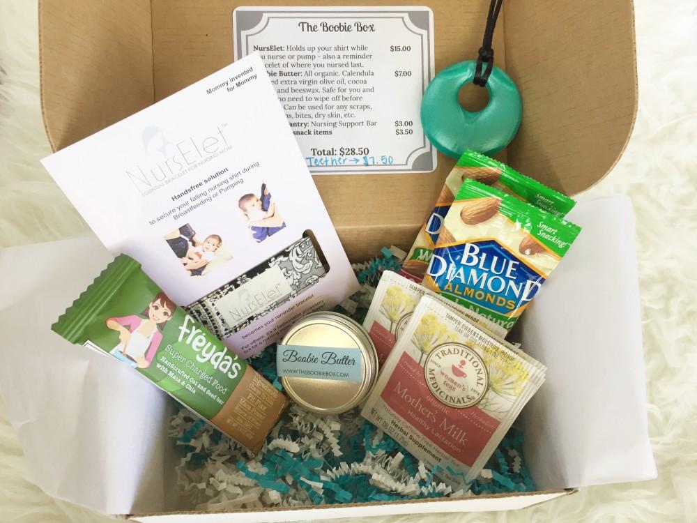 the boobie box subscription box