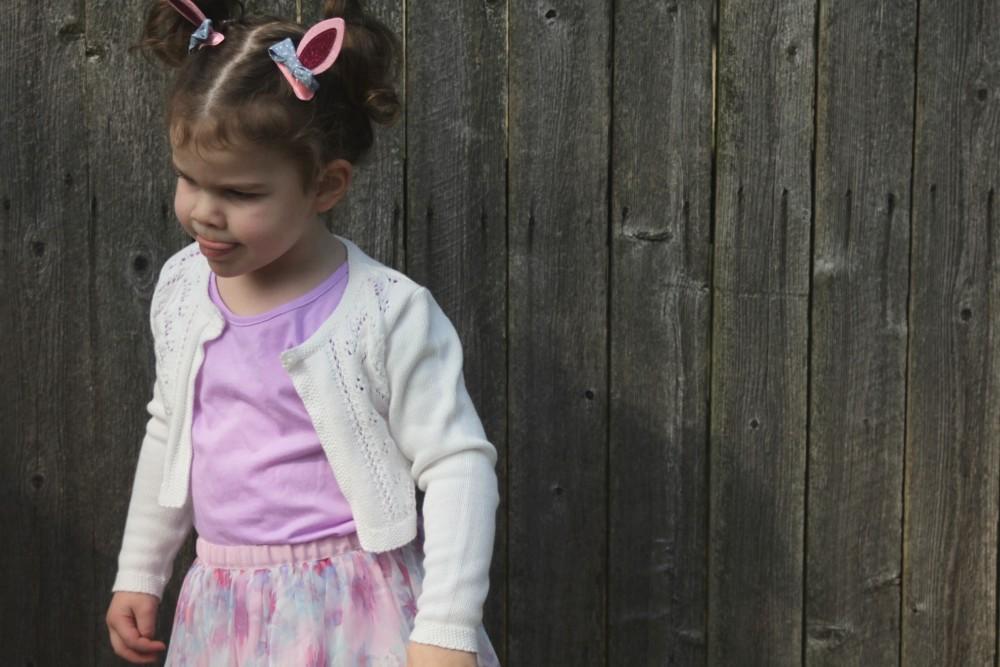 toddler girls easter fashion