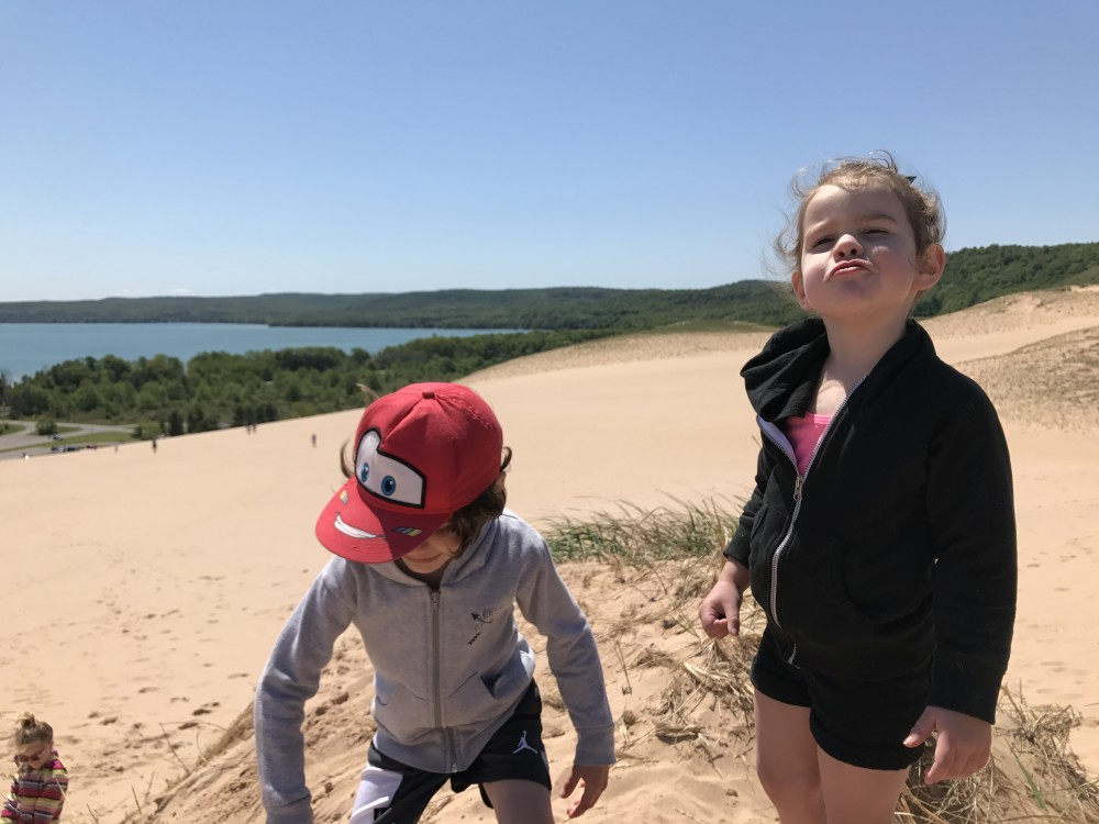 traverse city with preschoolers