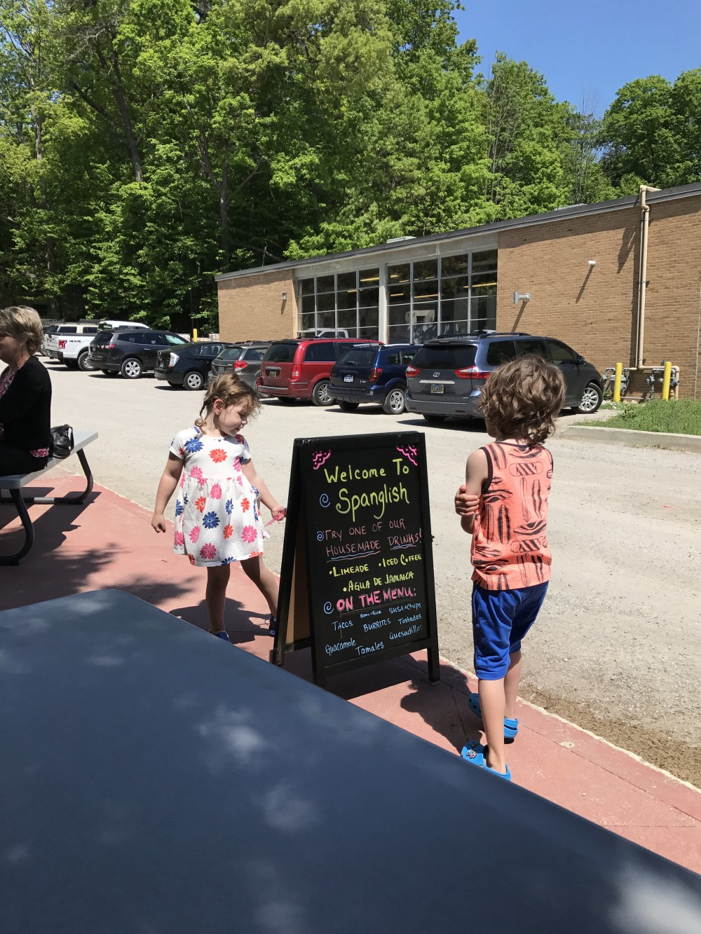 traverse city with toddlers