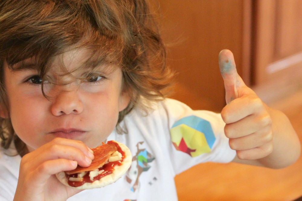 lunch solutions for a picky child