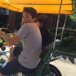 Maniac bike Boy