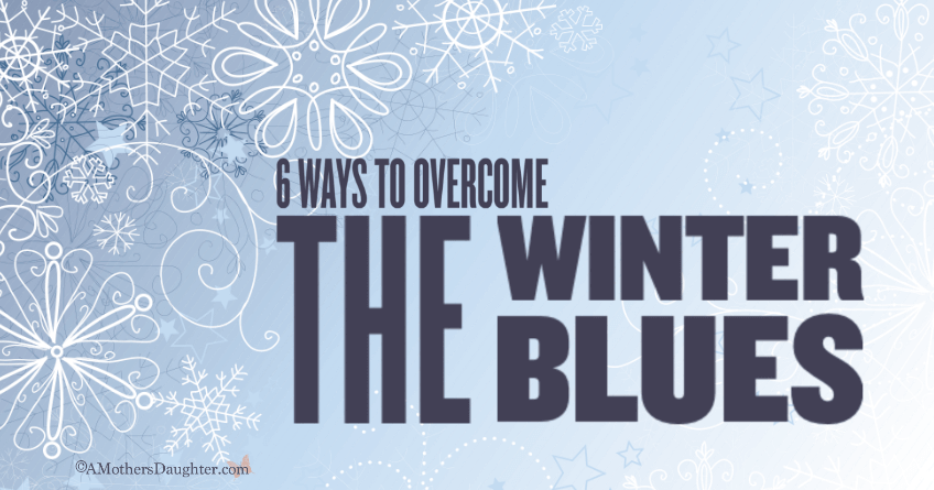 Winter blues are not hard to overcome