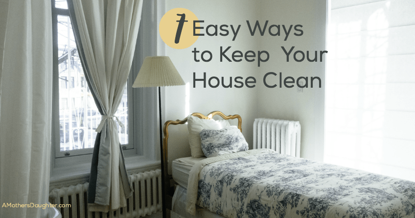 Organizing Tips for Keeping a Clean House 1