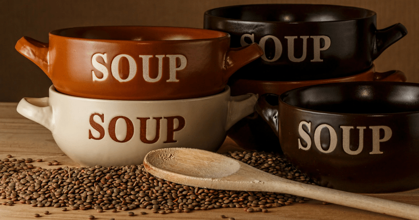 Tasty Tuscan Lentil Soup [Recipe]