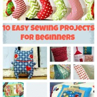 10 Simple Sewing Projects for Beginners