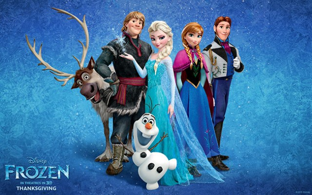 Disney's Frozen - A Review