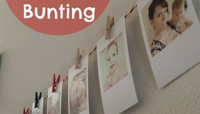 How to Create Instagram Bunting