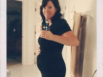 9 weeks pregnant - third child