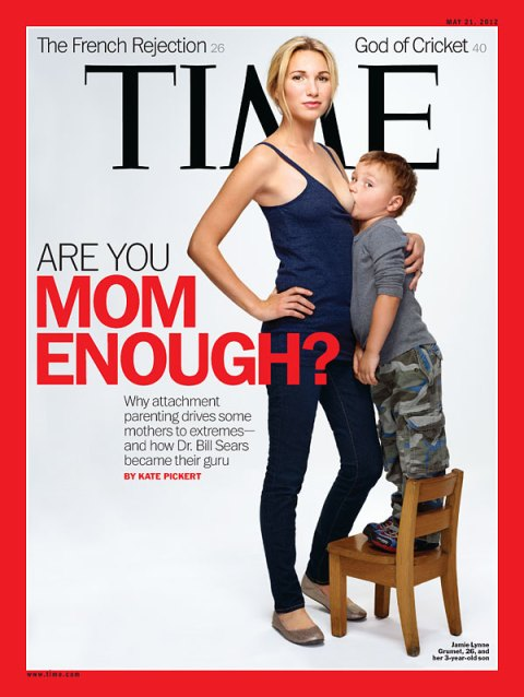 Time Magazine Cover  PHOTOGRAPH BY MARTIN SCHOELLER FOR TIME